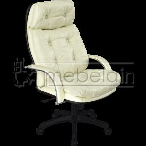Офисное кресло №5 белое