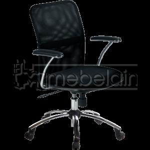 Офисное кресло Форум черное