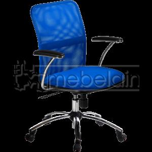 Офисное кресло Форум синее