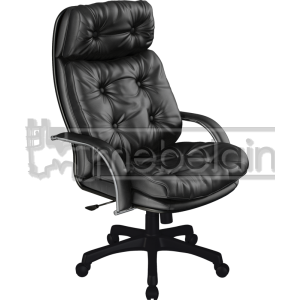 Офисное кресло №5 черное