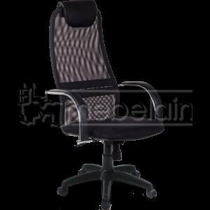 Офисное кресло Галакси Лайт черное