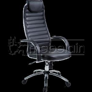 Офисное кресло Галакси Ультра черное