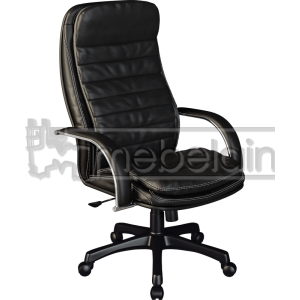 Офисное кресло №1 черное