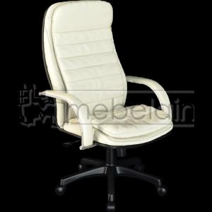 Офисное кресло №1 белое