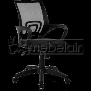 Офисное кресло С-804 черное