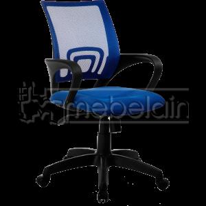 Офисное кресло С-804 синее