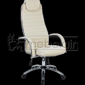 Офисное кресло Галакси Ультра белое