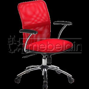 Офисное кресло Форум красное