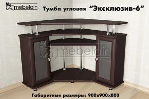 ТВ-тумба Мебелайн Эксклюзив-6