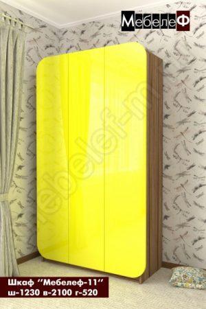 Распашной шкаф Мебелеф 11