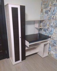 компьютерный стол со шкафом Мебелайн-31 1