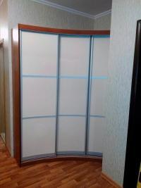 радиусный шкаф-купе Мебелайн 16