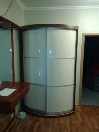 радиусный шкаф-купе Мебелайн 3