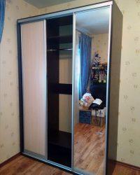 шкаф-купе с зеркалом Мебелайн-2 2