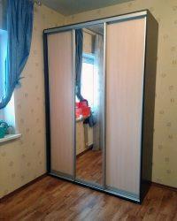 шкаф-купе с зеркалом Мебелайн-2 3