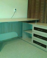 стол для компьютера Мебелайн 55 3