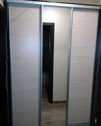 трехстворчатый шкаф-купе Мебелайн-2 1